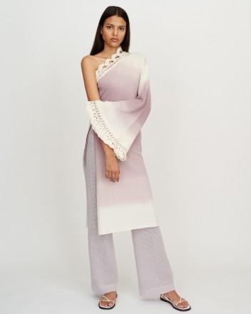 Ajur Pants in Lavender