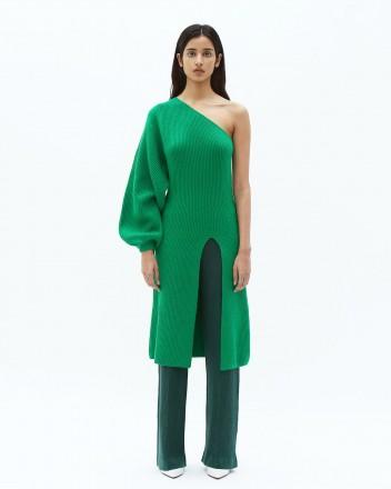 Ajur Pants in Dark Green