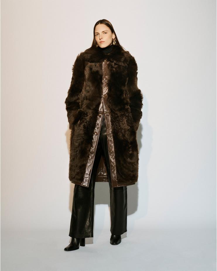 La Brune Coat