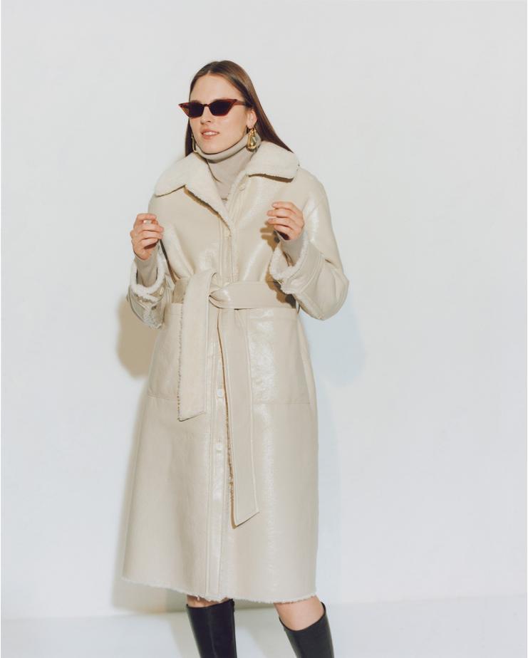 Trenchy Coat