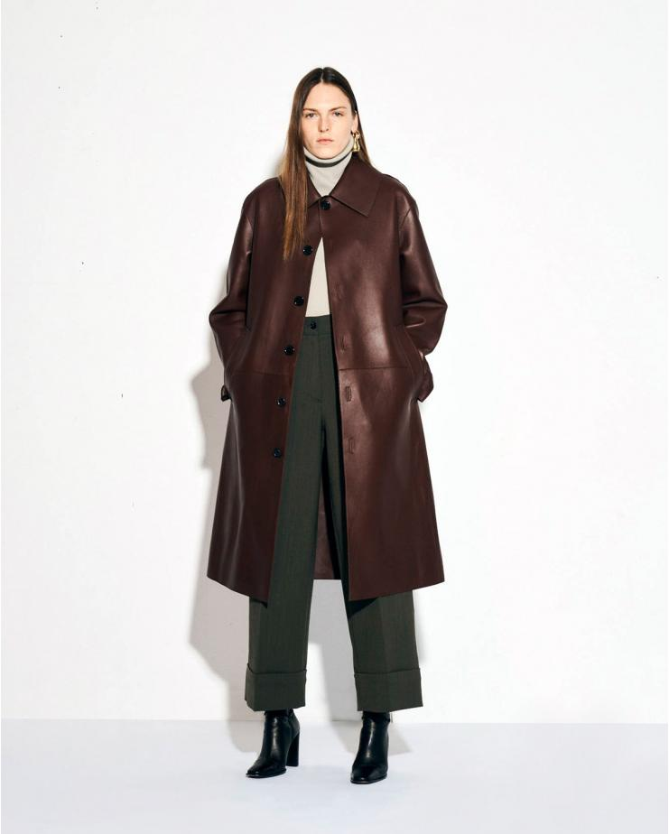 Mansart Coat