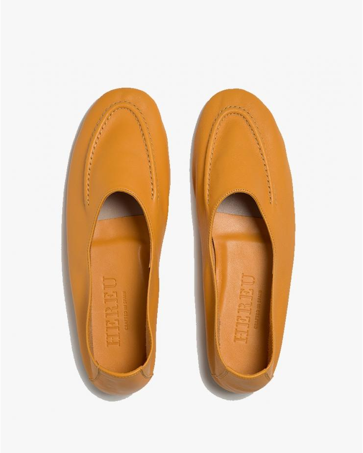 Juliol Loafer in Tangerine