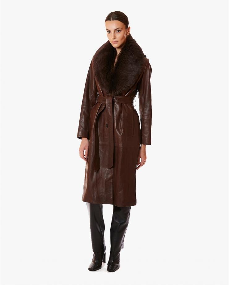 Uptown Girl Trench