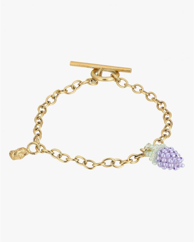 Blop and Grape Bracelet