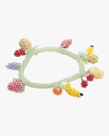 Salad Peyote Bracelet