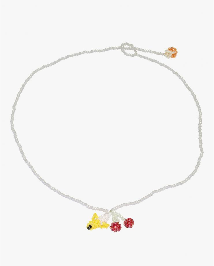 Simple Fruit Salad Necklace