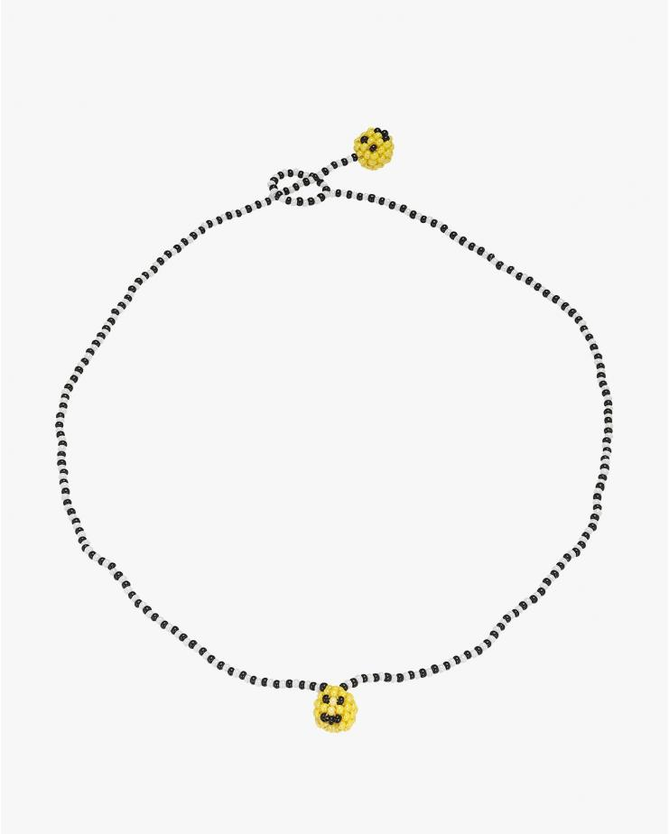 Simple Smiley Necklace