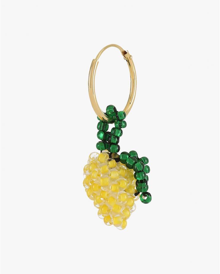 Mini Lemon Earring