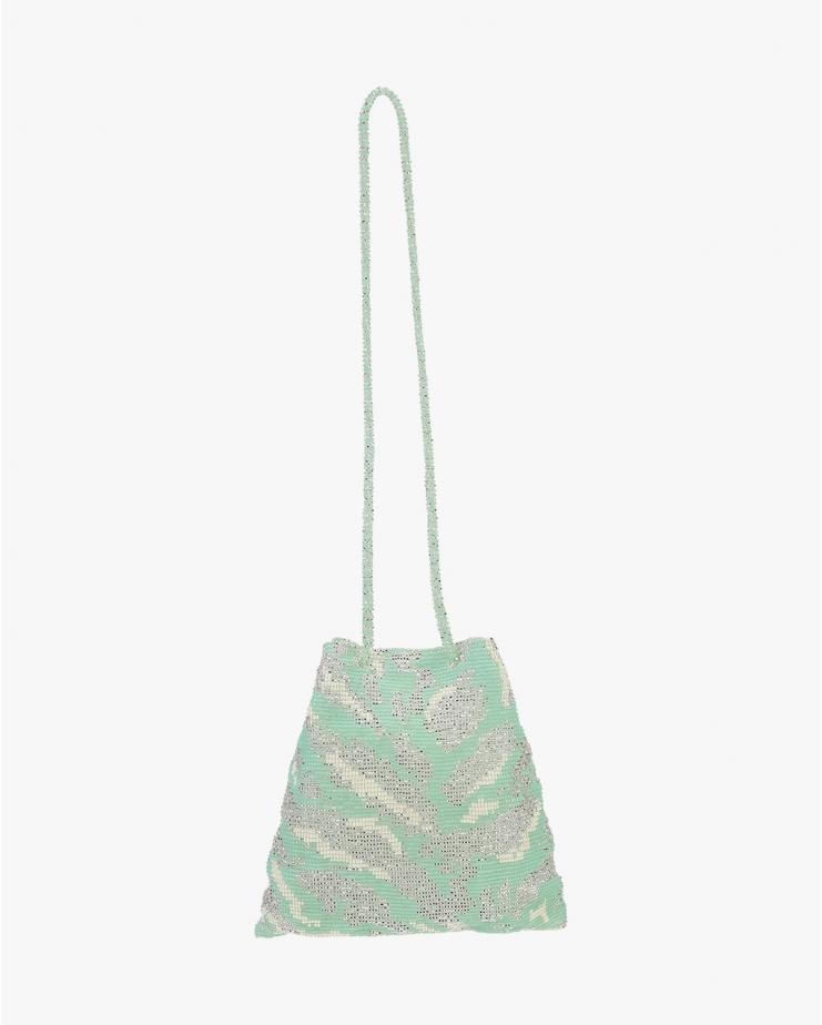 Mint Animal Pouch