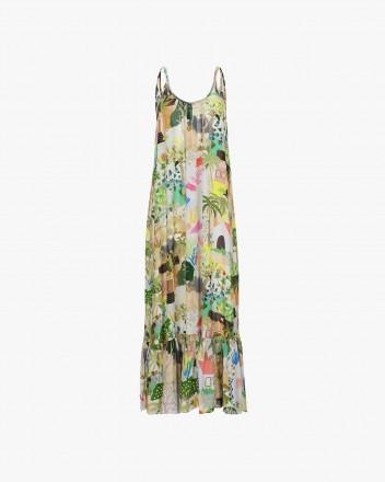 Titi Dress in Selva Chica...