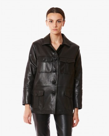 Kargo Jacket in Black