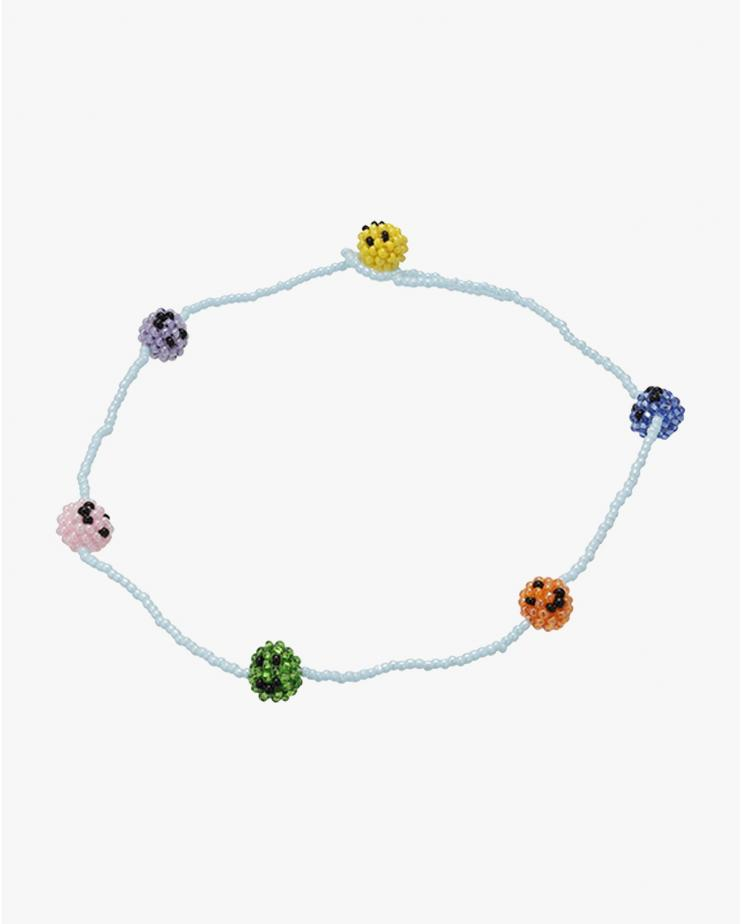 Exclusive Blue Multi Smiley...