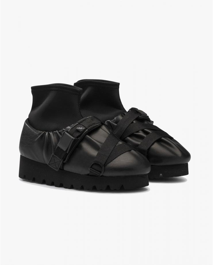 Camp Shoe High Black