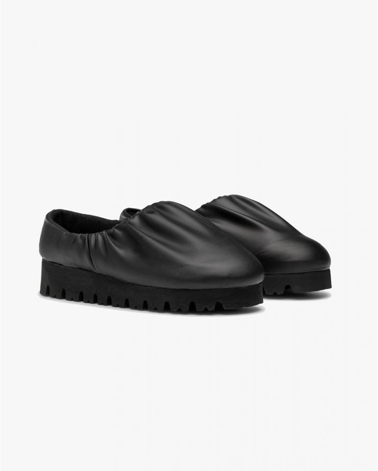 Camp Shoe Low Black