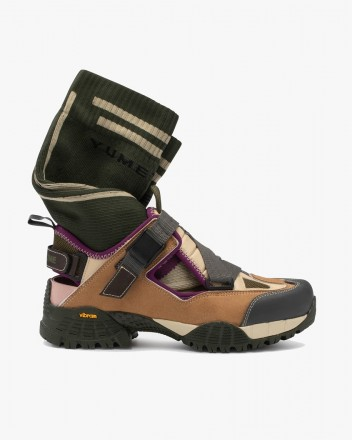 Hiking Sandal Brown-Forrest...
