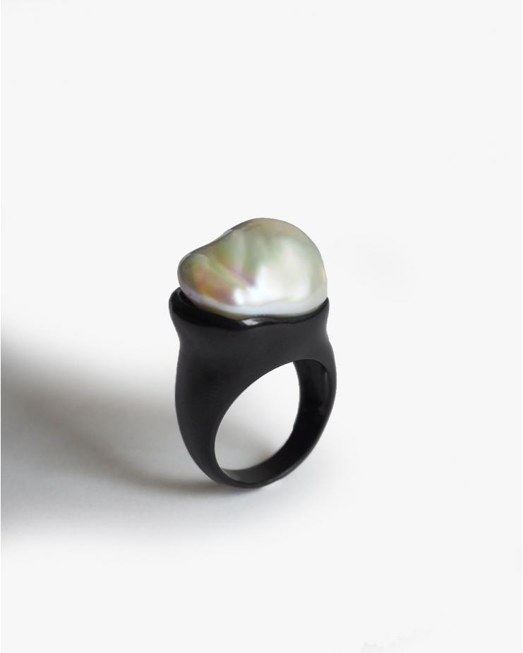 Baroque Cocktail Ring