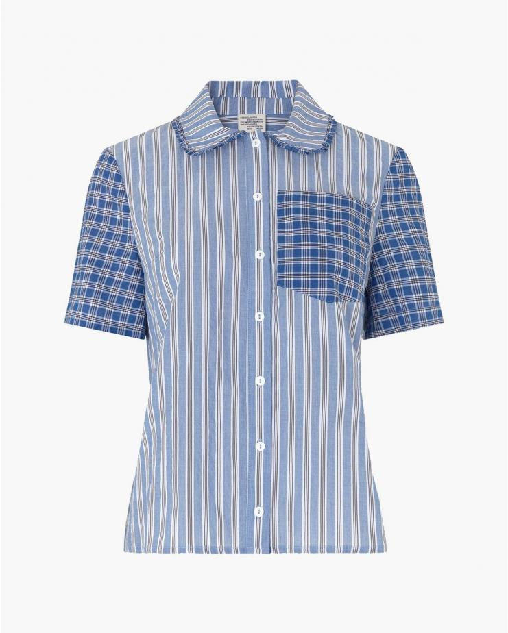 Mizzi Shirt in blue