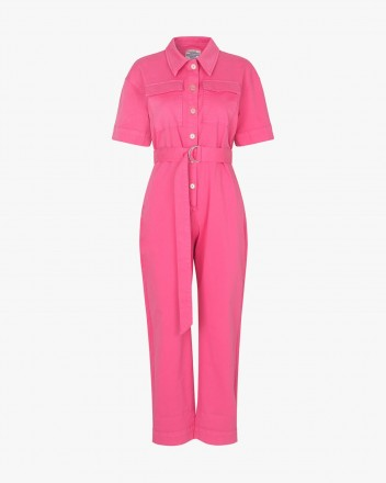 Nhea Jumpsuit in Pink