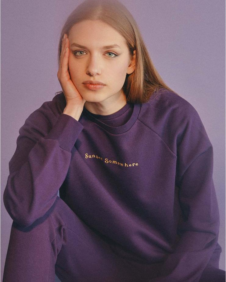 Sunset Somewhere Sweatshirt