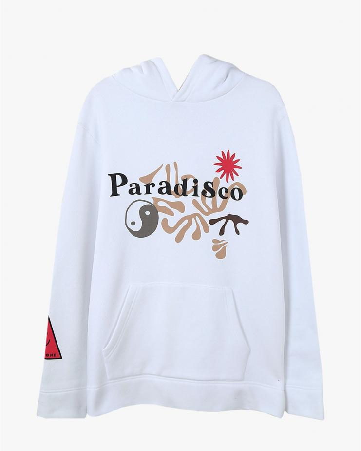 Paradisco Collage Hoodie