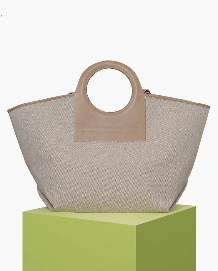 Cala Bag in Beige