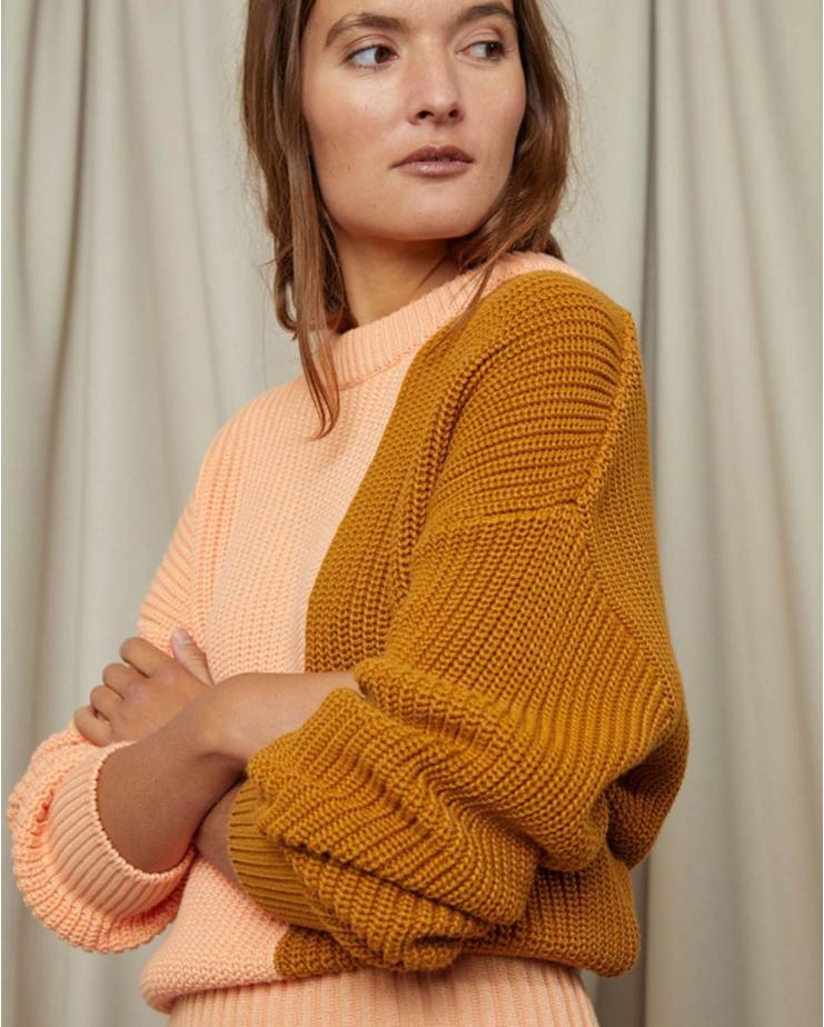 Bigamish Bis Sweater