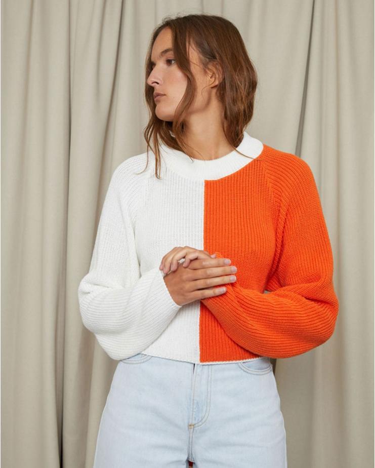 Moodish Bis Sweater