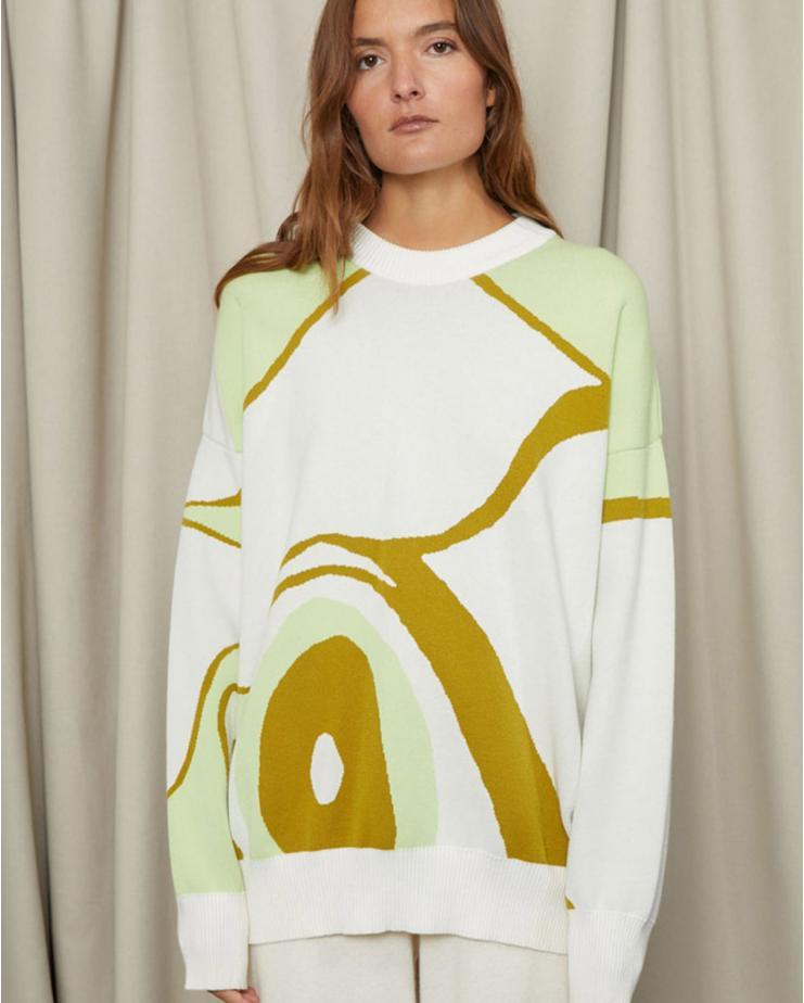 Fieldish Sweater