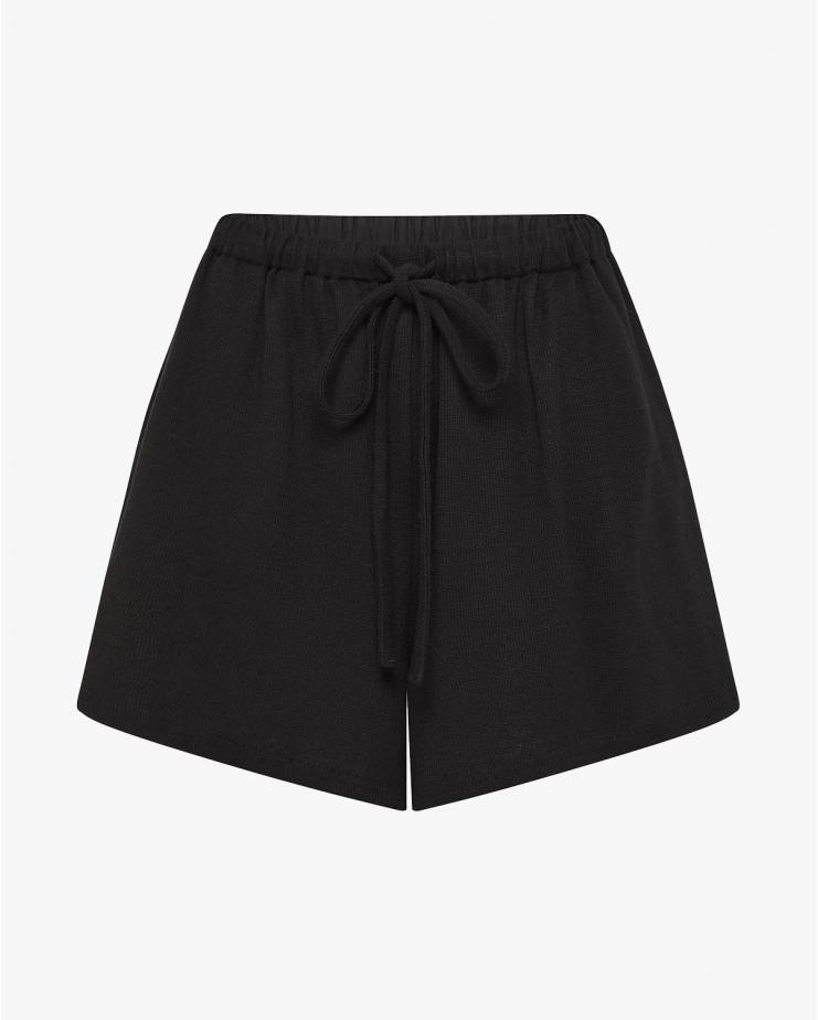 Odile Shorts in Black