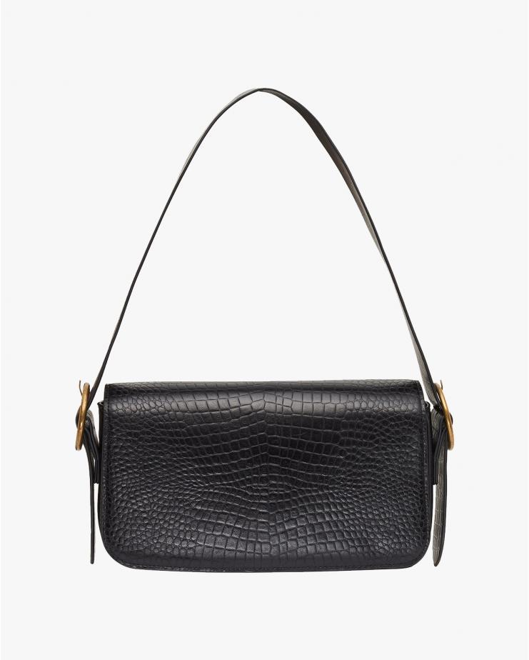 Bianca Shoulder Bag in Black