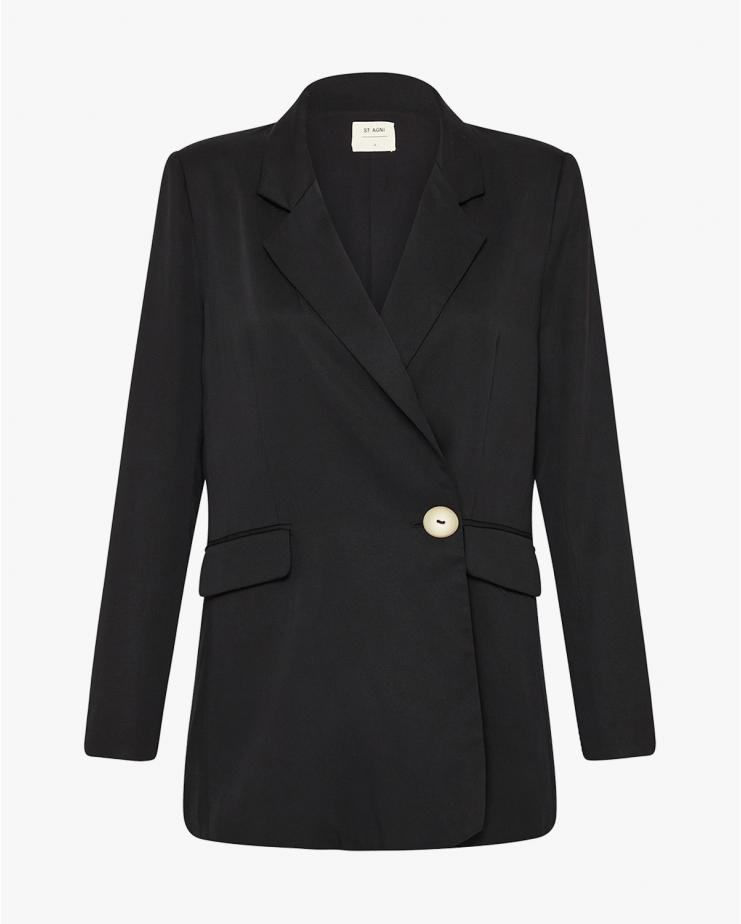 Tau Blazer in Black