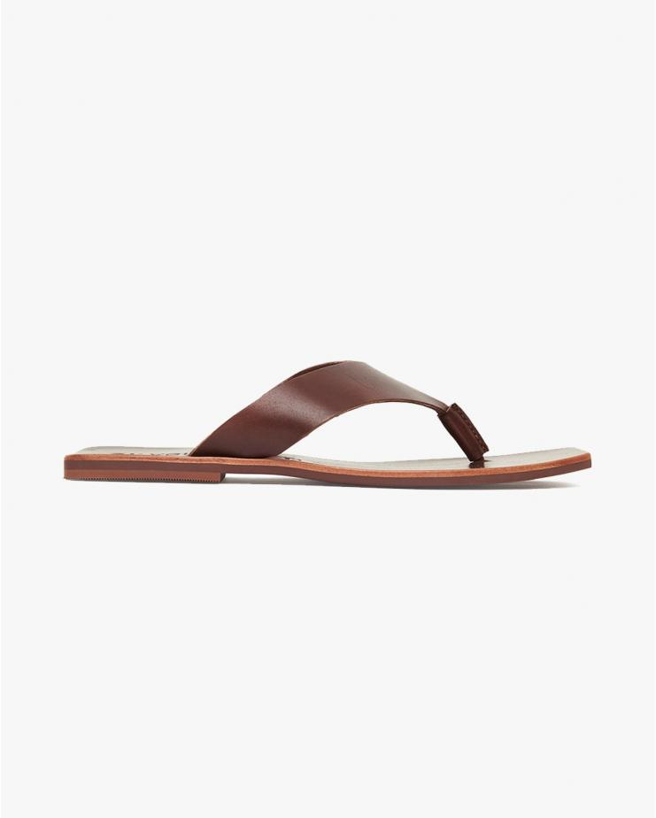 Oliver Thong Sandals in Tan