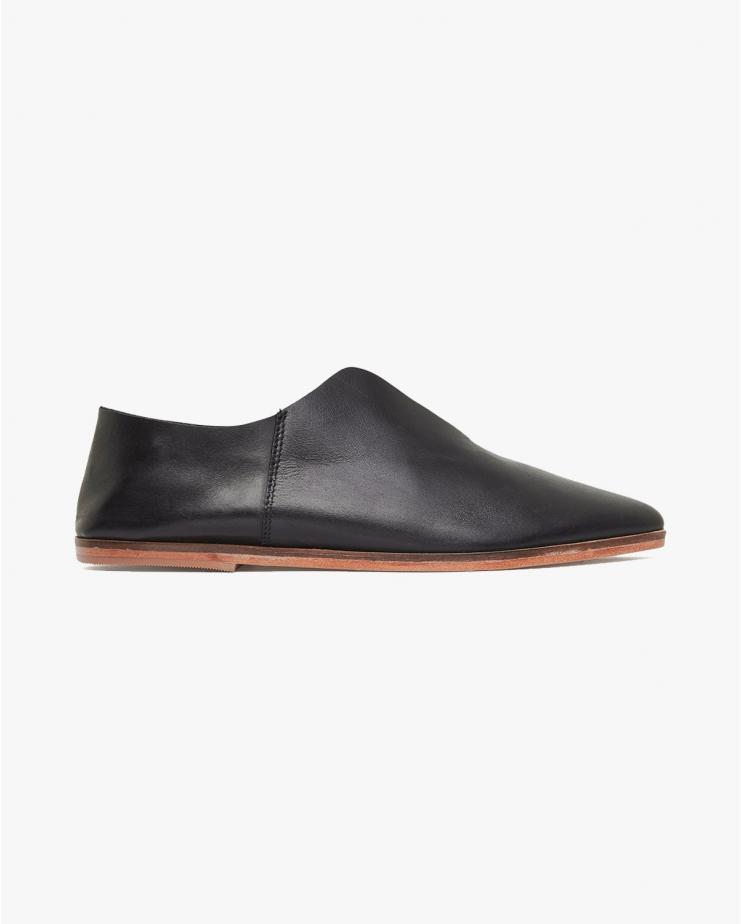Romy Leather Flats