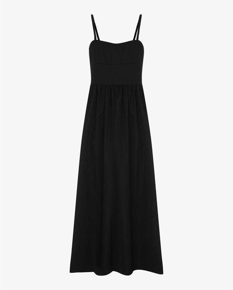 Alexandra Dress in Black