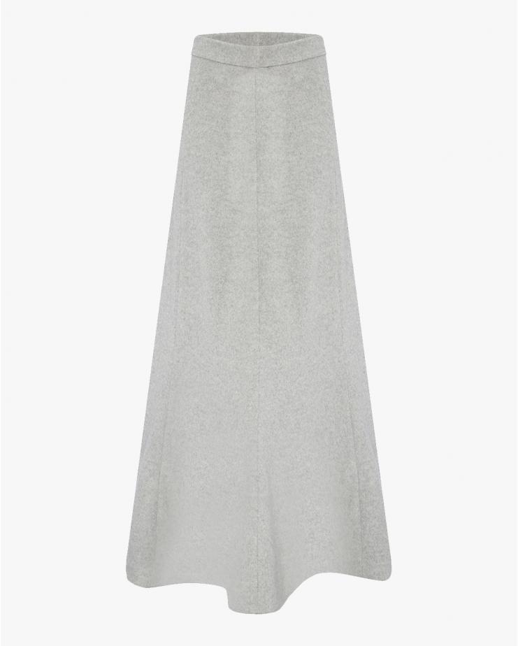 Eva Skirt in Grey