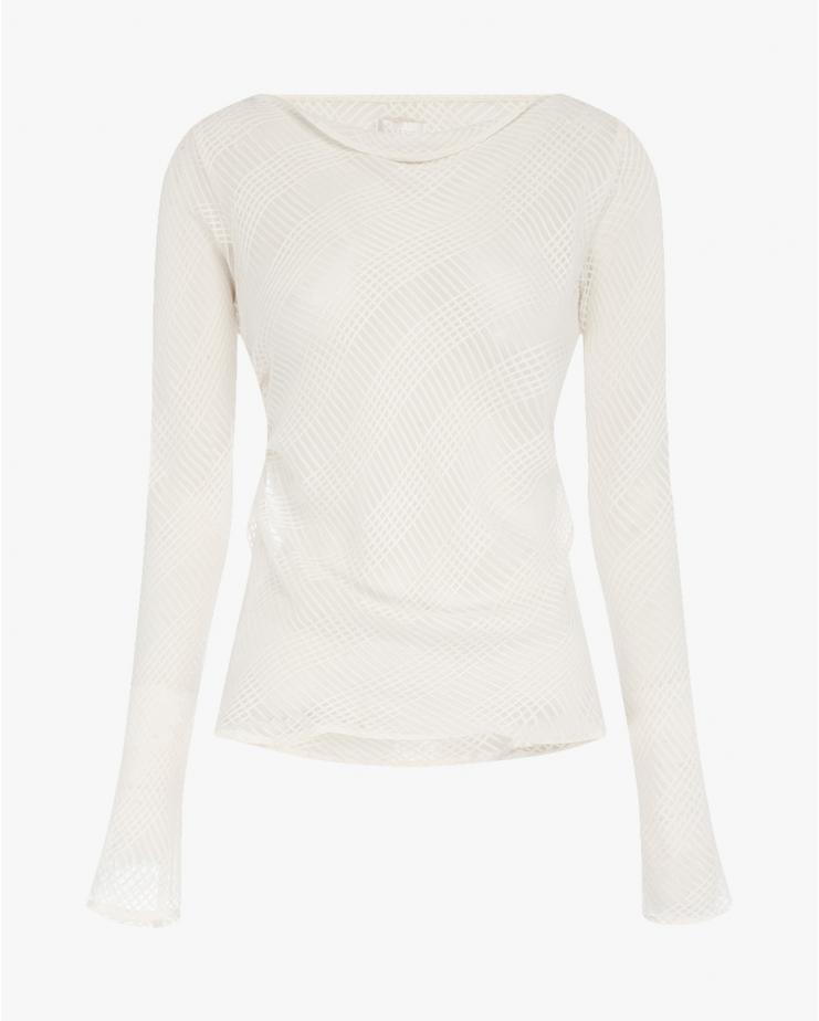 Martin Top in Ivory