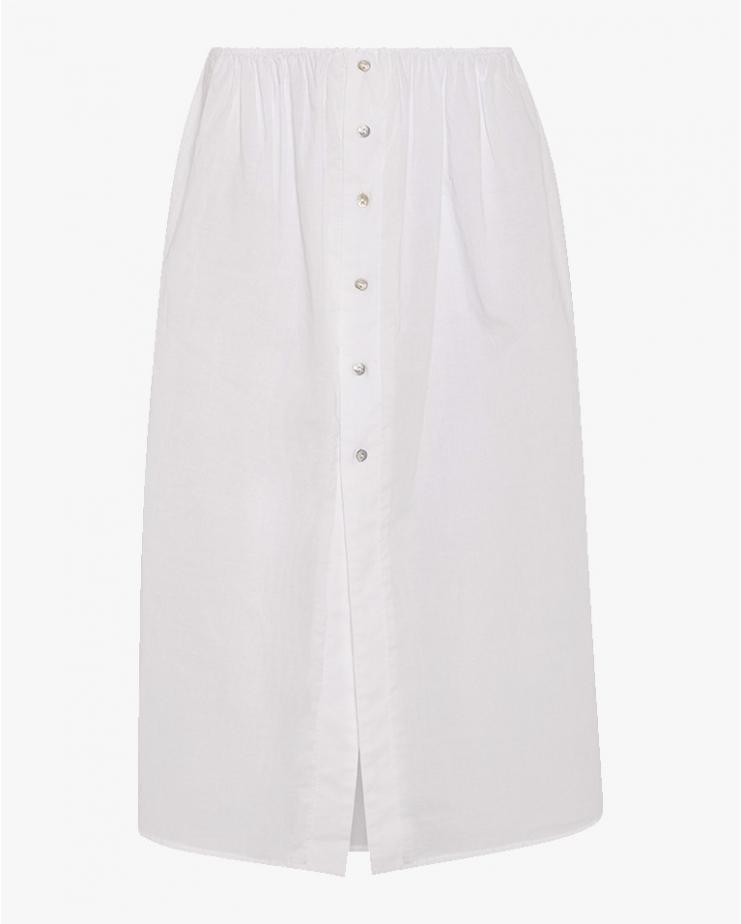 V Cut Skirt