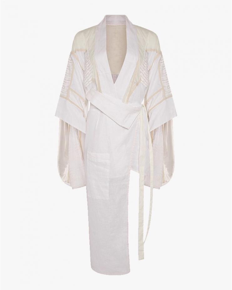 The White Kimono