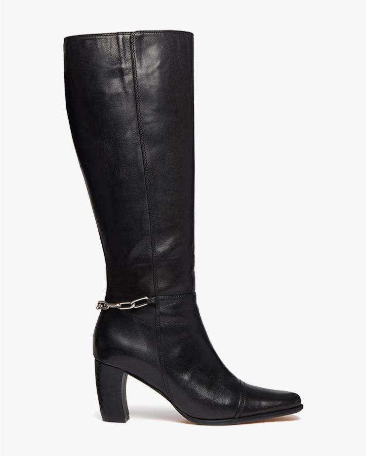 Magg High Boots in Black