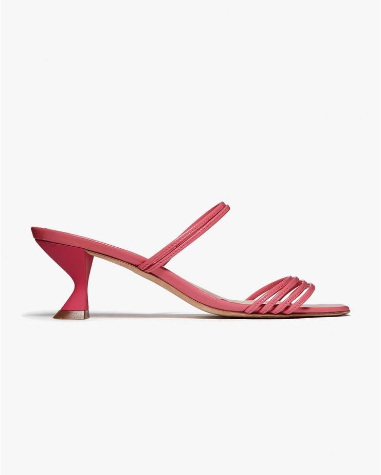 Simon Mini Sandals in Pink