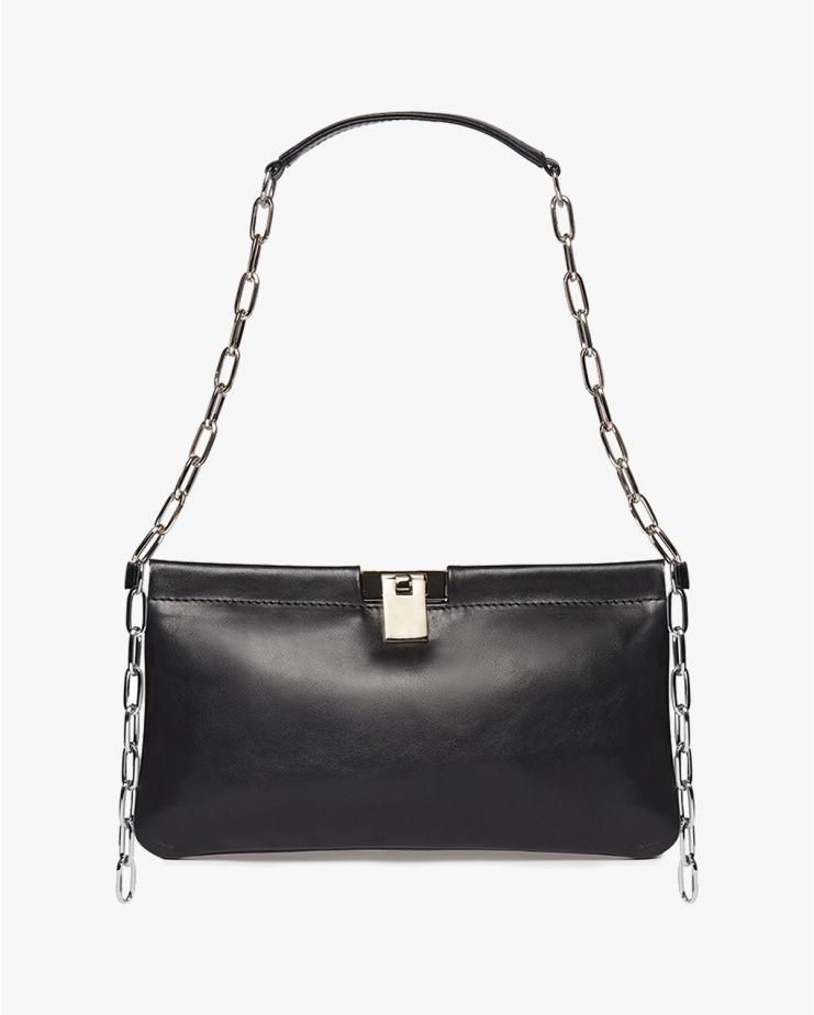 Gia Bag in Black Leather