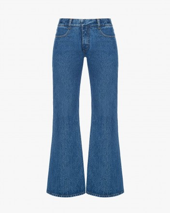 Low Waisted Wide Jeans