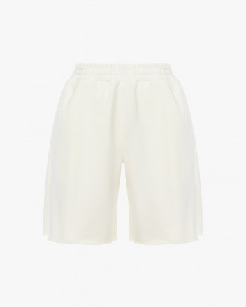 Midi Cotton Shorts