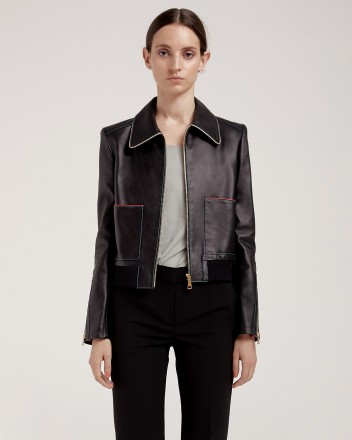 Culi Jacket in Black