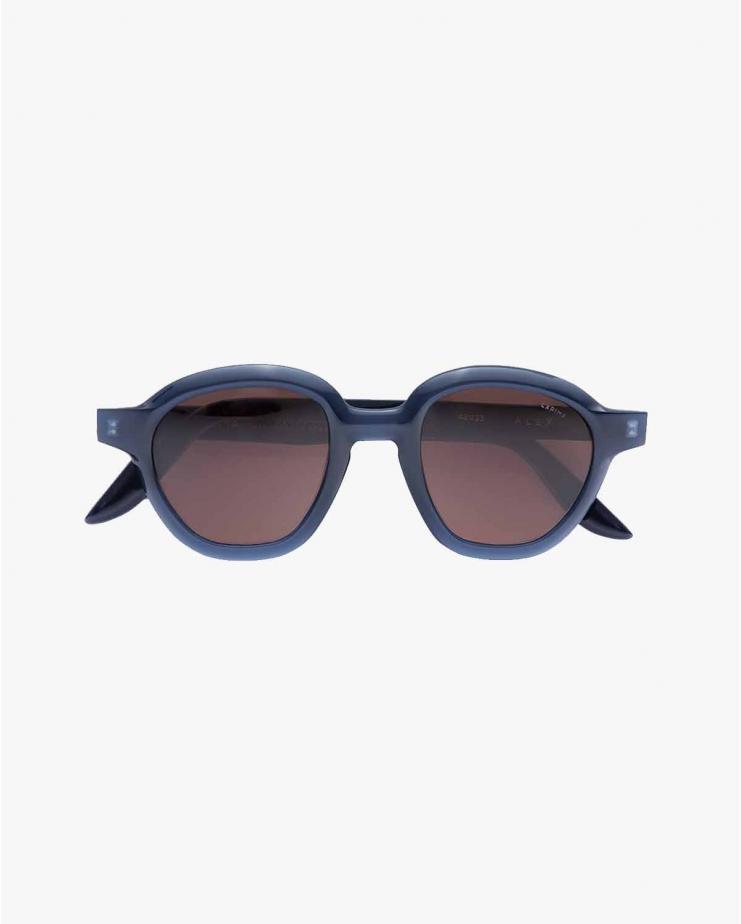Alex Sunglasses in Ocean Solid