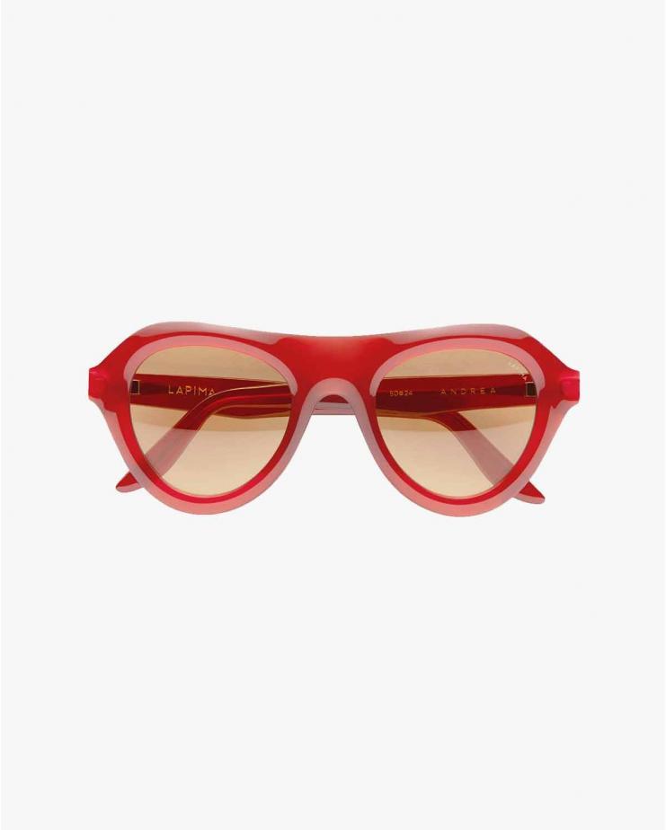 Andrea Sunglasses in Red...