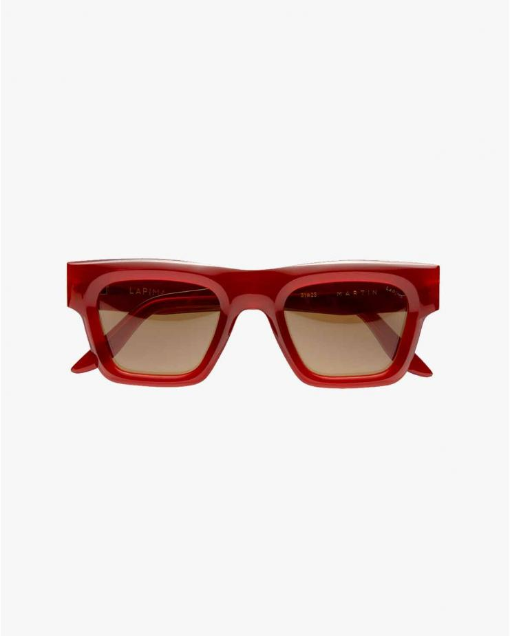 Martin Sunglasses in Red...