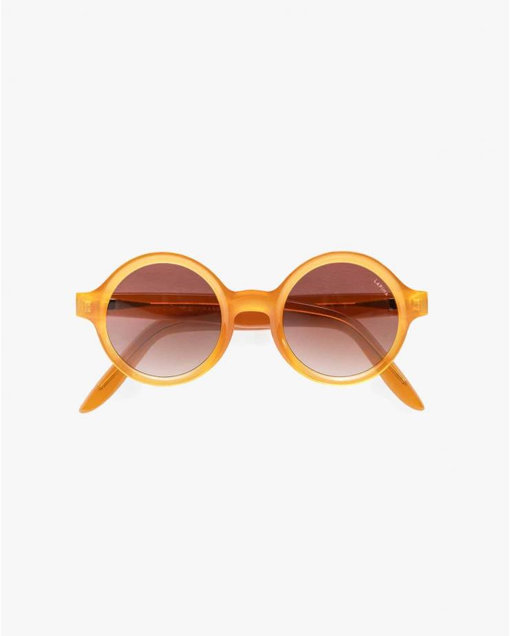 Marie Sunglasses in Amber...