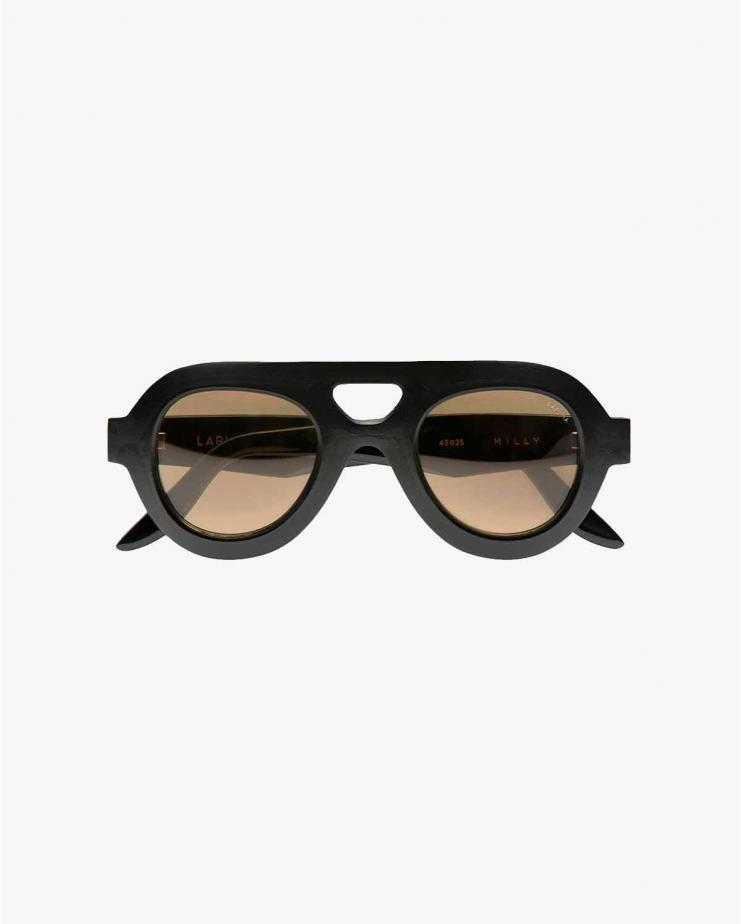 Milly Sunglasses in Black...
