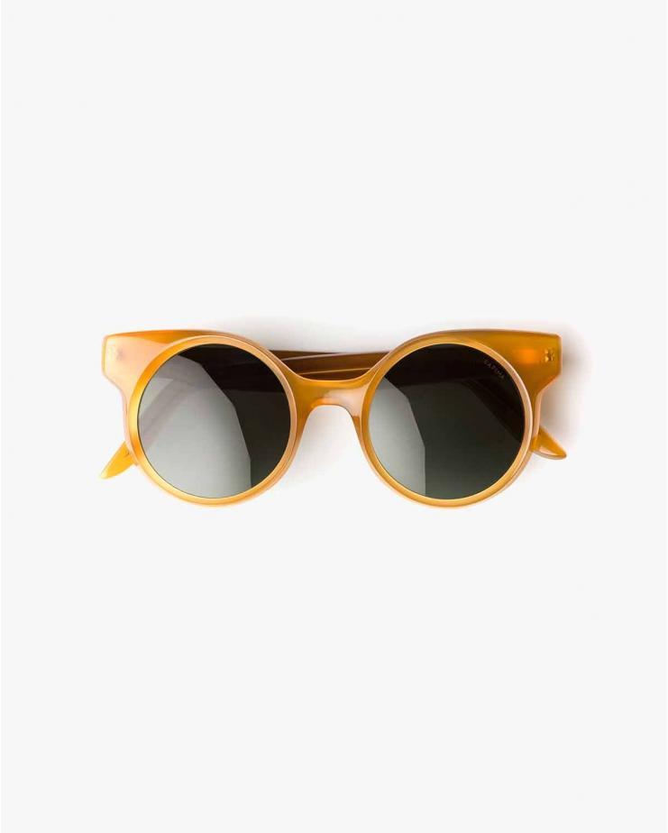 Nora Sunglasses in Amber